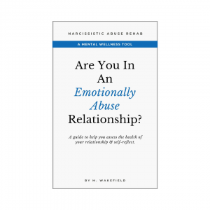 Are You IN An Emotionally Abusive Relationship E-Book