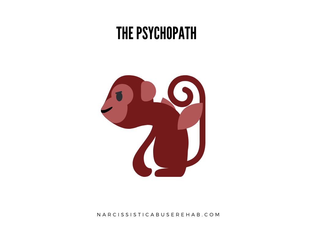 Psychopath | Flying Monkey | Narcissistic Abuse Rehab | Enabler