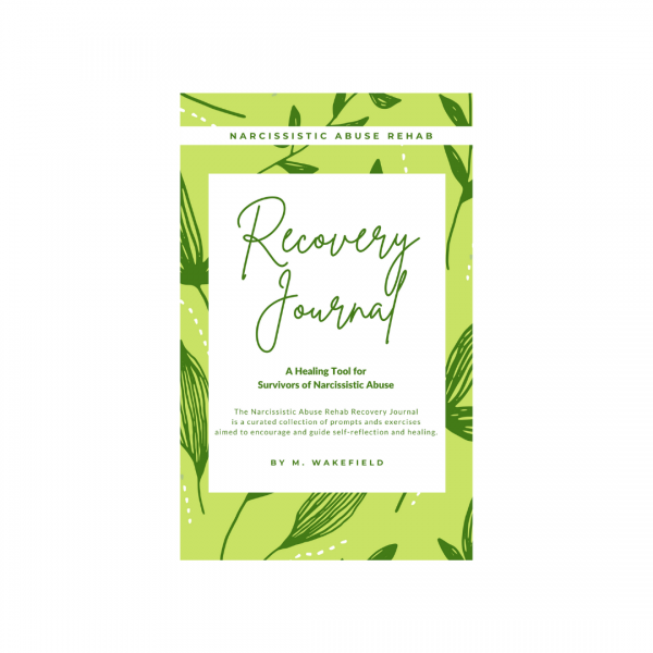 Recovery Journal (Sage) | Narcissistic Abuse Rehab