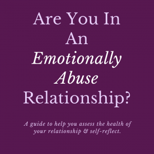 Are You In An Emotionally Abuse Relationship | Narcissistic Abuse Rehab