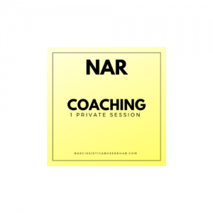 1 Private Coaching Session | Narcissistic Abuse Rehab